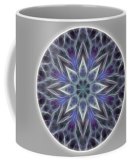 Health And Happiness Mandala Coffee Mug