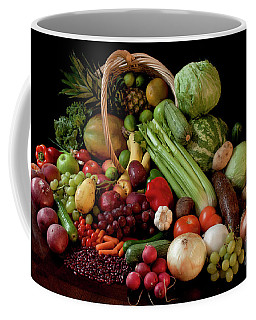 Healthy Basket Coffee Mug