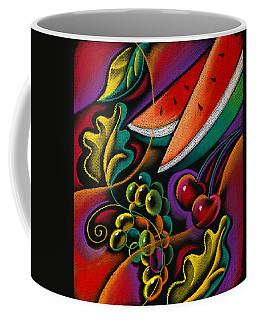 Healthy Fruit Coffee Mug