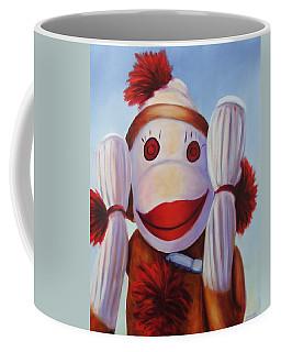 Hear No Bad Stuff  Coffee Mug