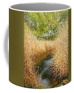 Hear The Croaking Frogs Coffee Mug