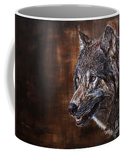 Hearing Voices Coffee Mug