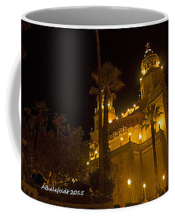 Hearst California Coffee Mug
