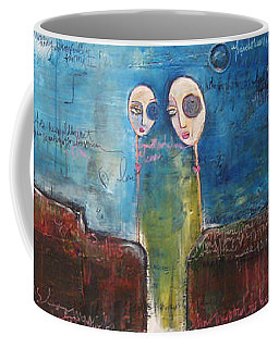 Heart Beats The Same Coffee Mug