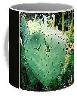 Heart Cactus Coffee Mug