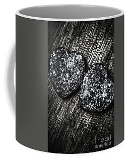 Heart Glass Glitters Coffee Mug
