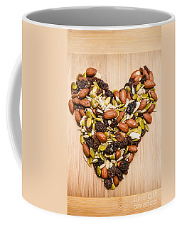 Heart Healthy Snacks Coffee Mug