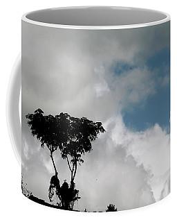 Heart In The Clouds Coffee Mug