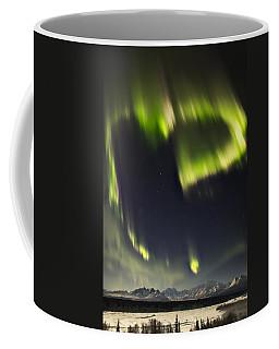 Heart Of Denali Coffee Mug