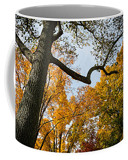 Heart Of Fall Coffee Mug