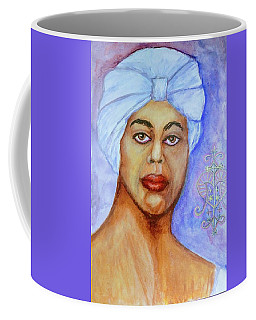 Heart Of Love  Marie Laveau Coffee Mug