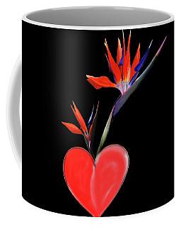 Heart  Of Paradise Coffee Mug