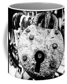 Heart Of Steel Coffee Mug