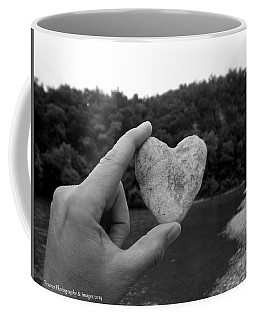 Heart Of Stone Coffee Mug