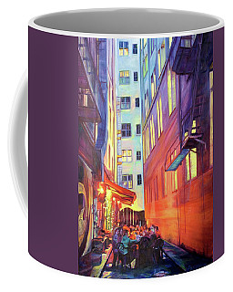 Heart Of The City Coffee Mug