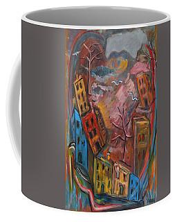 Heart Of The City Coffee Mug