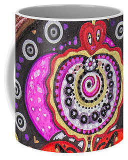 Heart Of The Feminine Coffee Mug