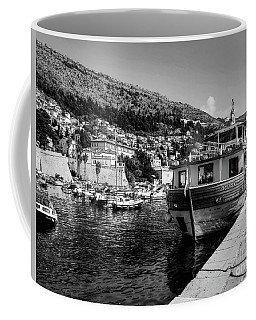Heart Of The Harbour Coffee Mug