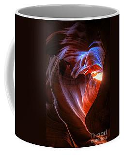 Heart Of The Navajo Coffee Mug
