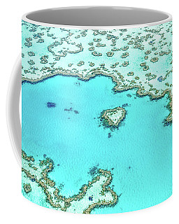 Heart Of The Reef Coffee Mug