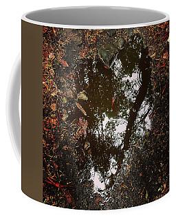 Heart Of The Wood Coffee Mug
