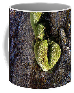 Moss Has Heart  Coffee Mug
