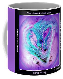 Heart Swirl Sedona Coffee Mug