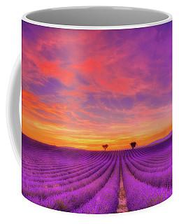 Heart To Heart Coffee Mug by Midori Chan
