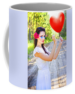 Coffee Mug featuring the photograph Heartache And Heartbreak by Jorgo Photography - Wall Art Gallery