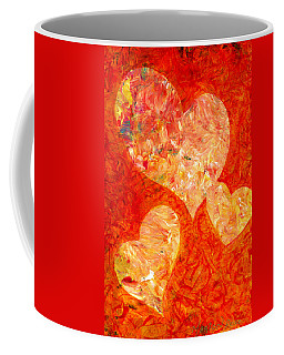 Heartfelt 2 Coffee Mug
