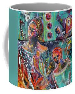 Hearth Of Connection Coffee Mug