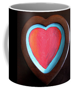 Hearts Afire Coffee Mug