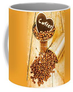Spill Coffee Mugs