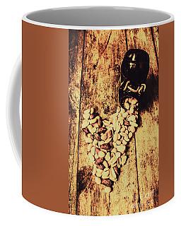 Hearts And Spills Coffee Mug