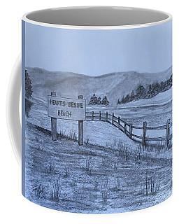 Hearts Desire Beach Coffee Mug