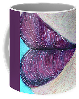 Heart's Kiss Coffee Mug