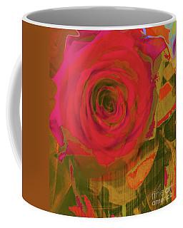 Hearts 'n Flowers-what Quarrel Coffee Mug