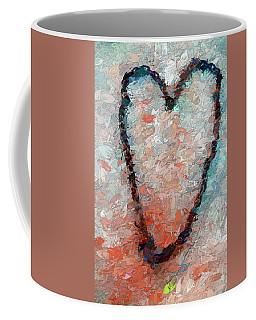 Hearts Of Chain Three Coffee Mug