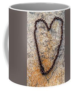 Hearts Of Chain Two Coffee Mug