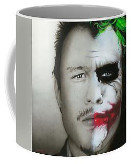 Heath Ledger / Joker Coffee Mug