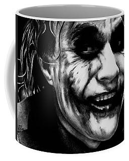 Heath Ledger Joker Coffee Mug