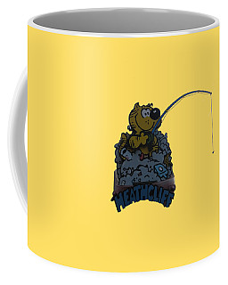 Coffee Mug featuring the photograph Heathcliff by Tom Prendergast