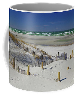 Heaven At Mayflower Beach Coffee Mug