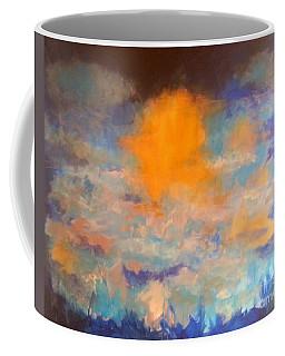 Heaven Blue Coffee Mug