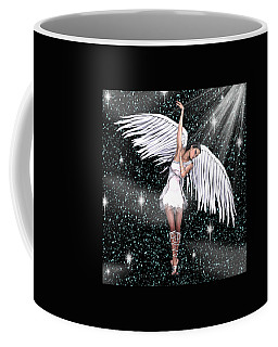 Heaven Bound Coffee Mug by Rosalie Scanlon