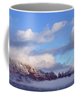 Heaven Meets Earth Coffee Mug