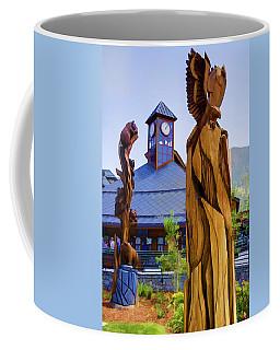 Heavenly Carvings Coffee Mug