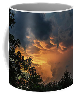 Heavenly Clouds Coffee Mug