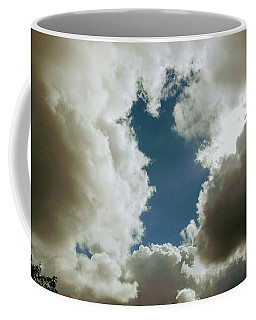 Majestic Clouds  Coffee Mug