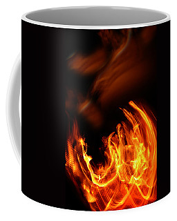 Heavenly Flame Coffee Mug